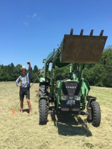Unser Traktor
