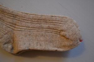 Unsere Socken